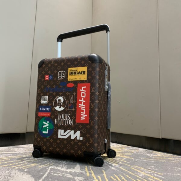 LOUIS VUITTON HORIZON 55 MONOGRAM SUITCASE