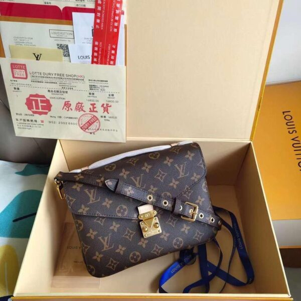 LOUIS VUITTON POCHETTE METIS M44875