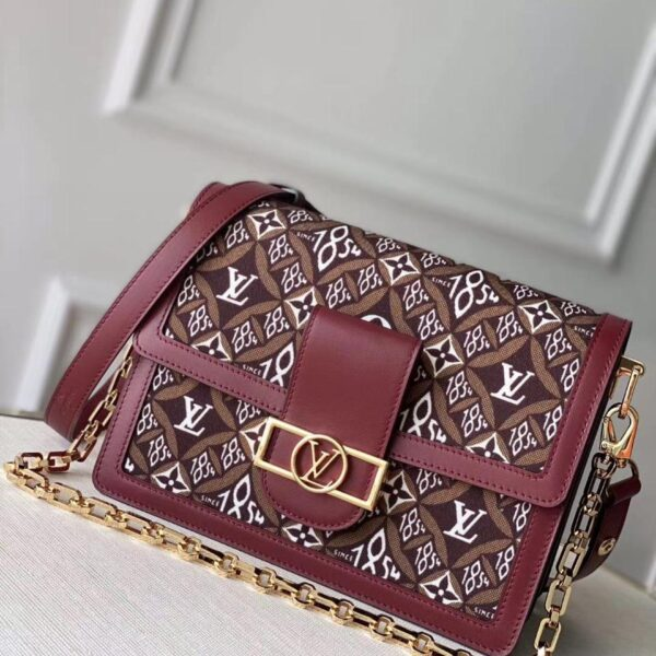 LOUIS VUITTON SINCE 1854 DAUPHINE PURSE